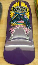 Sma - Santa Cruz - Natas Purple 1st Re-issue - Nos - New condition