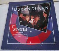 DURAN DURAN ~ ARENA GATEFOLD LP ~ VINYL EXCELLENT ~ UK:DD2 ~ EX26 0308 1