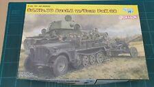 Dragon 6732  Sd.Kfz.10 Ausf.A w/5cm Pak38 - Smart Kit
