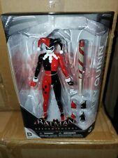 DC Collectibles Batman Arkham Knight HARLEY QUINN II Action Figure Direct Comics