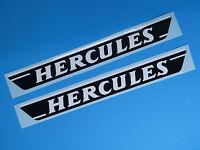 Hercules Tank Aufkleber 70er Jahre P M 3 4 5 Optima Sticker Herkules Schriftzug