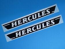 Hercules Réservoir Autocollant années 70er P M 3 4 5 Optima Sticker Lettrage Hercule