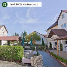 Altmühltal 4 Tage Wemding Wellness Seebauer-Hotel Gut Wildbad Reise-Gutschein
