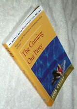 """RARE J Caffey """"The Coming Out Party"""" Inscribed to Guerin Barry Lead Stage Actor"""