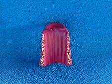 Playmobil capa rosa oscura con dorado rey king cape rey mago holy king Belen