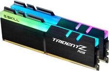 G.Skill Trident Z RGB DIMM Kit 16GB, DDR4-3000, CL16, DDR4 RAM Speicher