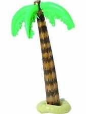 Inflatable Palm Tree 3ft Hawaiian Tropical Fancy Dress Accessory Smiffys 26359