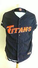 CSUF Titans #23 baseball jersey youth medium polyester