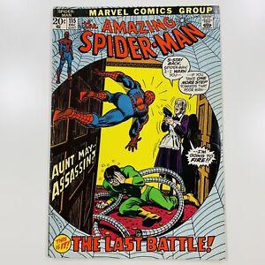 Amazing Spider-Man (Vol. 1) Issue 115 (1963-1998) Marvel Comics