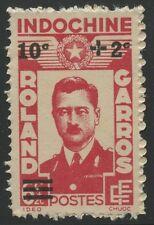 INDOCHINE  N°277** Roland Garros,1943-1944, French Indo China MNH NGAI