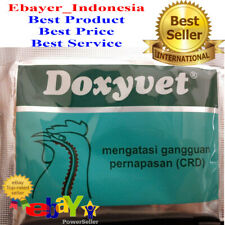 Doxyvet Effective Against Respiratory Disorders (Crd) For Poultry