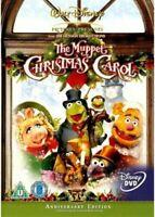 The Muppet Christmas Carol Restauré 50th Édition Anniversaire Disney GB DVD L