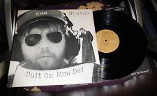HARRY NILSSON Duit On Mon Dei NM RCA insert tri-fold RINGO STARR Dr. John HOME