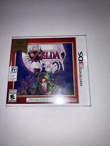 The Legend Of Zelda Majora's Mask 3D Nintendo 3DS Complete Sealed New