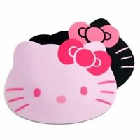 Hello Kitty Styling Mouse Pad For Computer PC Laptop - Non Slip Table Rubber Mat