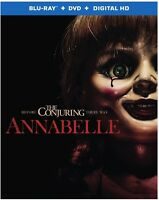 Annabelle Blu-ray