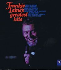 FRANKIE LAINE'S Greatest Hits Amos Vinyl LP 33 Vocal Pop Album VG+ Stereo 1970