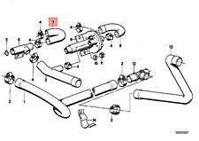Genuine BMW E23 E24 E28 Coupe Sedan Cooling System Water Hose OEM 11631272624