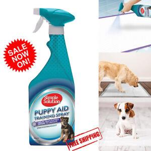 Puppy Dog Toilet Training Spray Aid Urine Housetraining Potty Weeing 500Ml - New