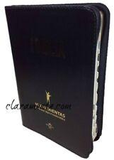 BIBLIA DE LIDERAZGO CON CIERRE REINA VALERA 1960 IMI* NEGRO CON INDICE LIDERES