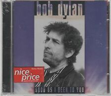 BOB DYLAN GOOD AS I BEEN TO YOU CD F.C. SIGILLATO!!!