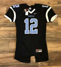 North Carolina Tar Heels Nike Pro Cut Ncaa Football Jersey #12 Mens Large L Rare