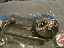 "JC Table Counter Bar Top Bag Purse Hook Hanger "" quick silver "" COA"
