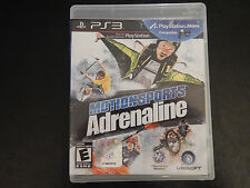 Motion Sports Adrenaline (Sony Playstation 3, 2011)