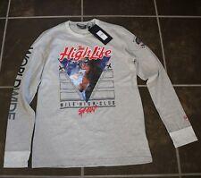 Double Needle Clothing SMW High Life Mile High Club long sleeve T-shirt