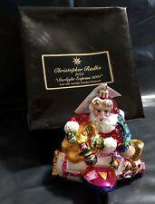 Authentic Christopher Radko Ornament, Starlight Express Member Ornament. 2001