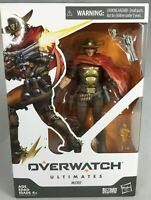 HASBRO OVERWATCH ULTIMATES MCCREE NEW 6 IN ACTION FIGURE BLIZZARD ENTERTAINMENT
