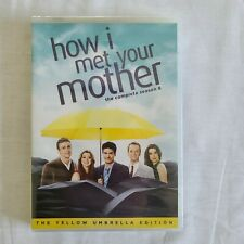 How I Met Your Mother: The Complete Season 8 DVD NEW SEALED FREE SHIPPING