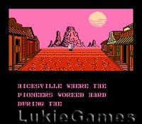 Gun Smoke Gunsmoke - Rare NES Nintendo Game