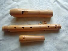 Wooden Moeck Flauto Leggero 236 Alto / Treble Recorder, Baroque, Maple, No Signs