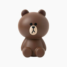 Line Friends Character AirSave Brown Air Cleaner Purifier Official Goods