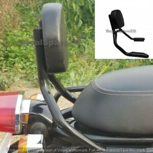 Royal Enfield Back Rest Assembly For Interceptor 650 and GT Continental 650