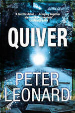PETER Leonard ___ quiver TAPA DURA ___ NUEVO