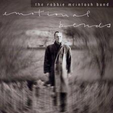 Robbie McIntosh Band Emotional bends (2000)  [CD]