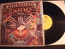 KOKB - Arizona Sounds Volume Two - 1978 Vinyl 12'' Lp/ Freeze Band / CLONES Rock