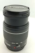 CANON EF 28-80mm F/3.5-5.6 II Lens EXCELLENT