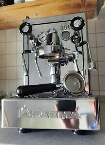 Faema Carisma S1 Siebträger Espressomaschine mit E61 Brühgruppe