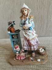 Leonardo Collectors Figure By Christine HAWORTH.  Farmhouse Maid