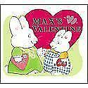 Max and Ruby: Max's Valentine by Rosemary Wells (2003, Board Book)