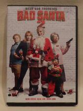 BAD SANTA 2, BILLY BOB THORNTON, DVD, CASE, ARTWORK, o