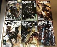 Black Panther Man Without Fear issues 513-518 6 Comics full run lot
