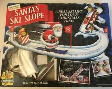 MR CHRISTMAS Santa's Ski Slope, Holiday Innovation