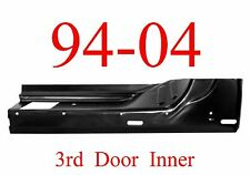 94 04 Chevy S10 3rd Door Bottom Inner Patch, GMC Sonoma Rust Repair, 3 Door