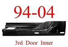 94 04 Chevy S10 3rd Door Bottom Inner Patch, GMC Sonoma Rust Repair, 3 Door