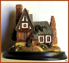 Vintage Ceramic Cottage House