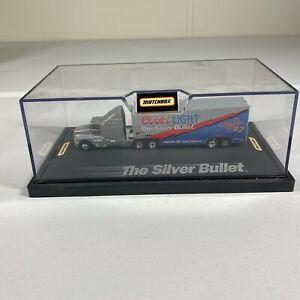 Kyle Petty Nascar Diecast 1 43 #42 Hauler 18 Wheeler Coors Light Case Race Rare